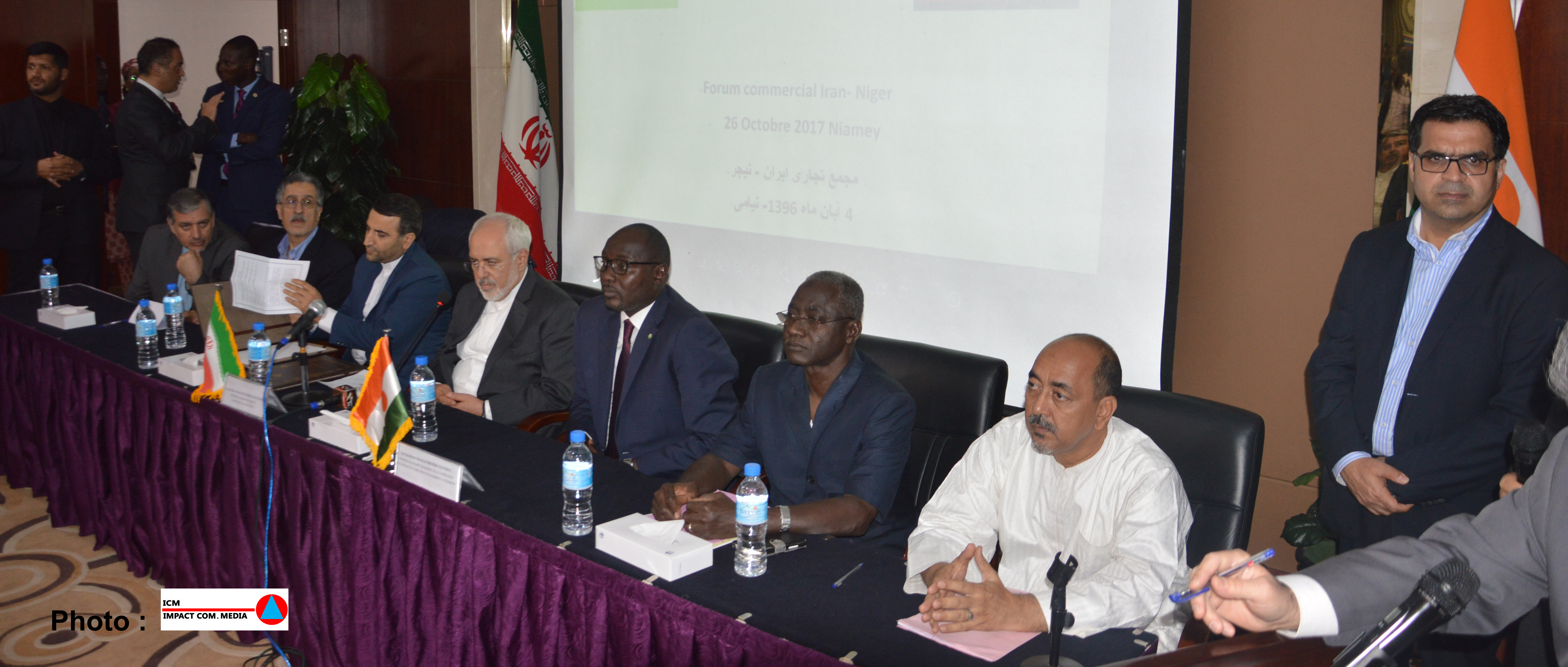Iran-Niger : Nouvel élan du commerce bilatéral