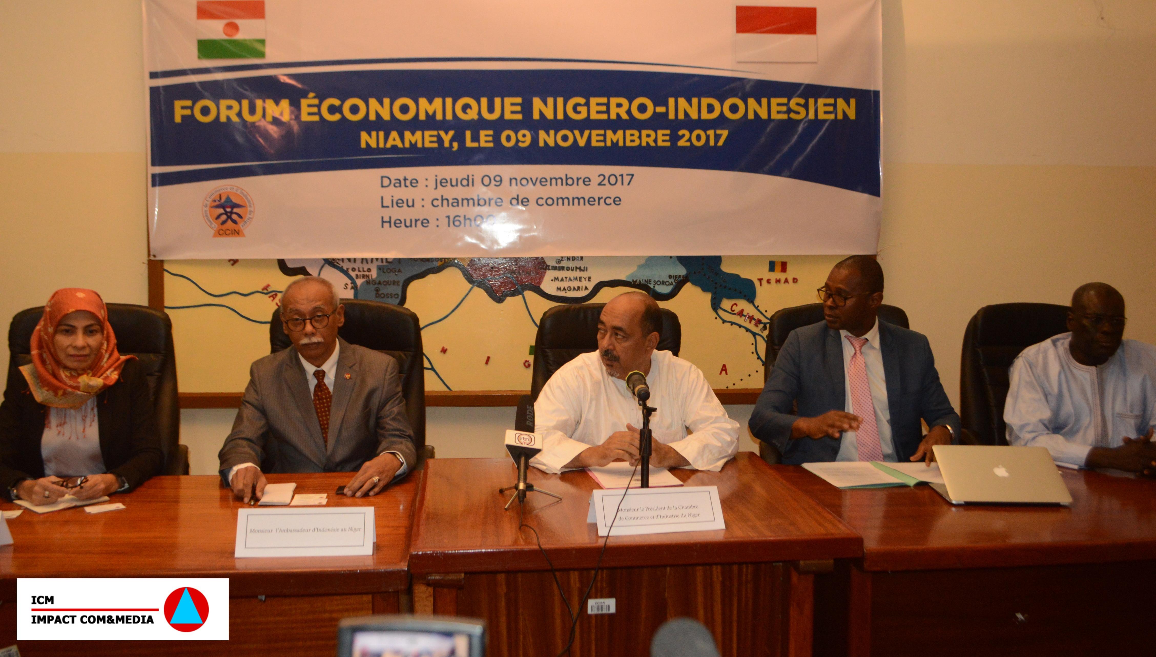 Indonésie-Niger : un partenariat privé en voie de développement
