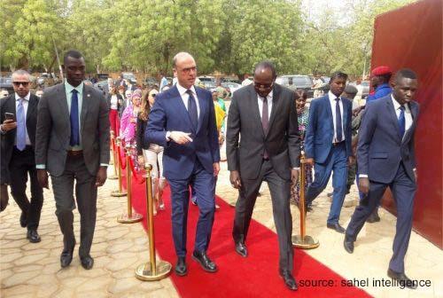 L'Italie promet une part importante de son aide africaine au Niger
