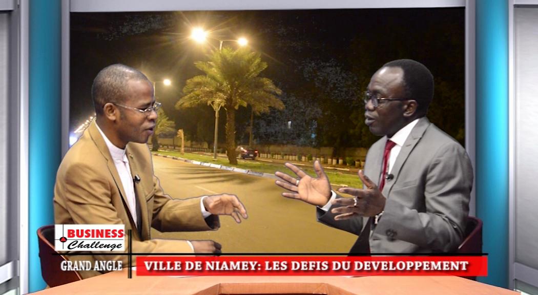 Nous sommes attelés aux services essentiels à la ville de Niamey