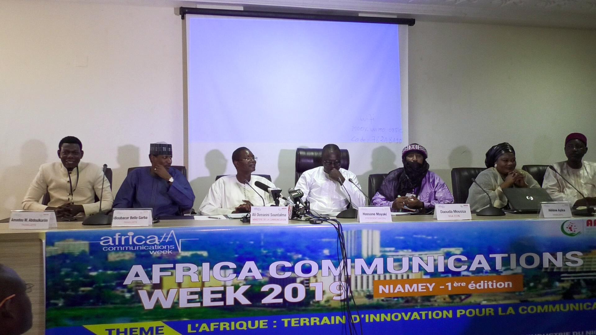 Africa Communications Week 2019