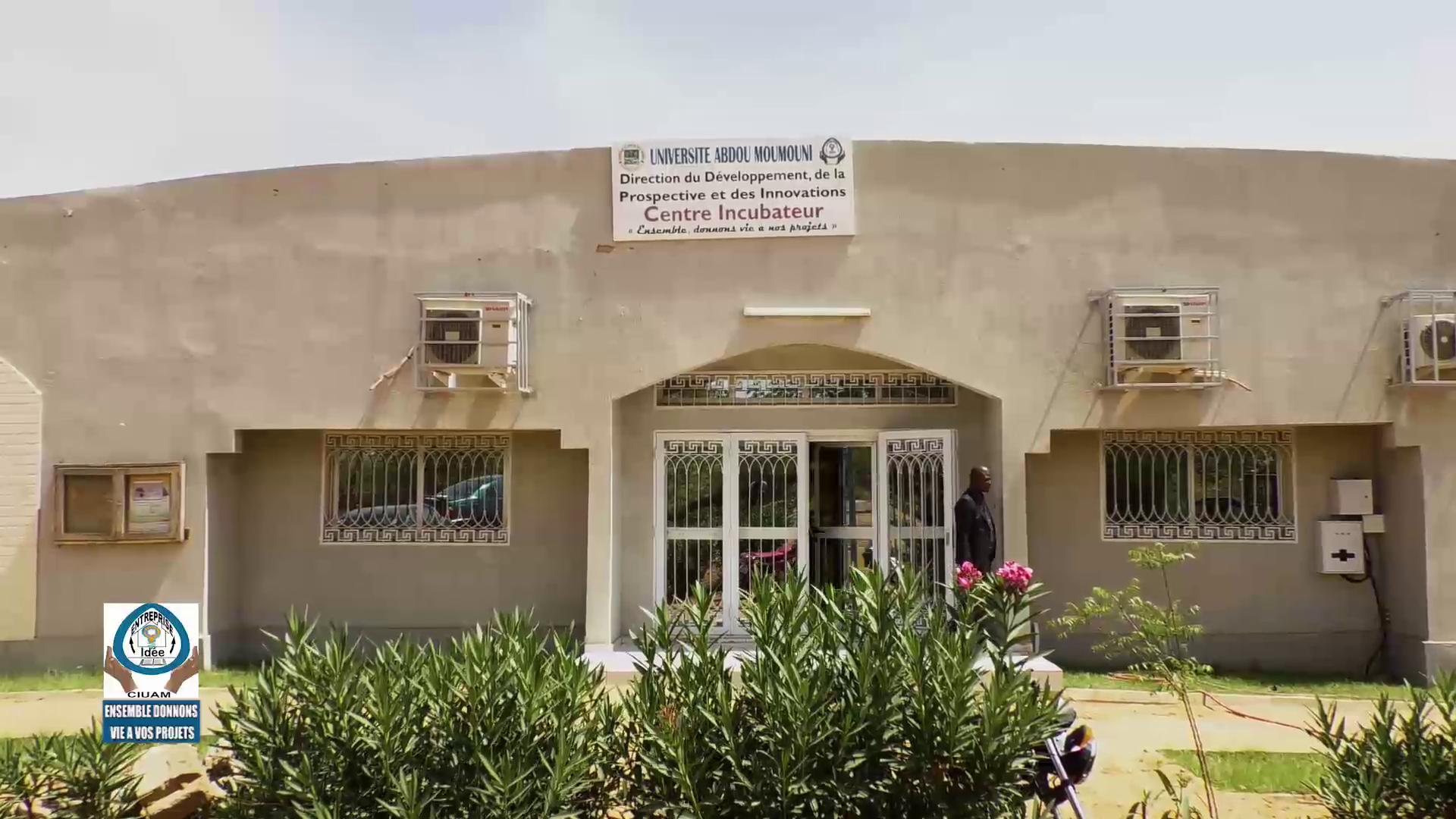 Niger : Premier  Centre Incubateur au sein d'une Université Publique