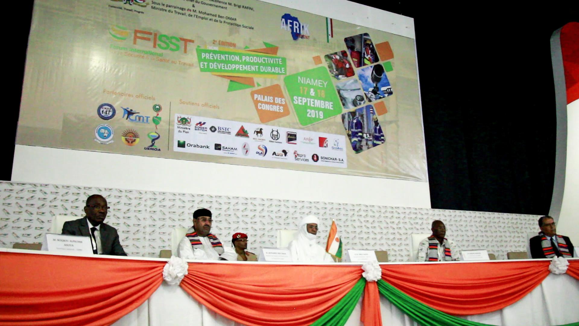 2ème édition du FISST à Niamey