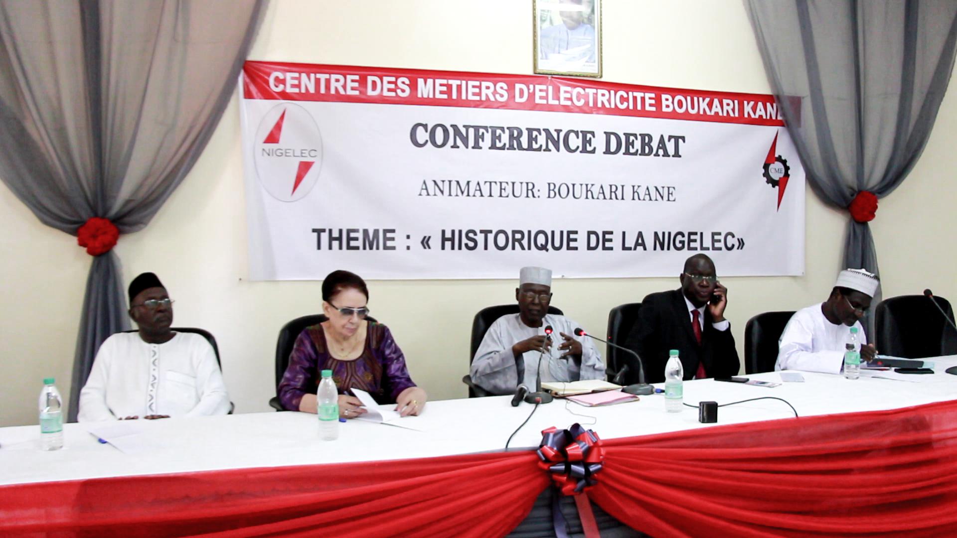 La NIGELEC rend hommage à Boukari KANE