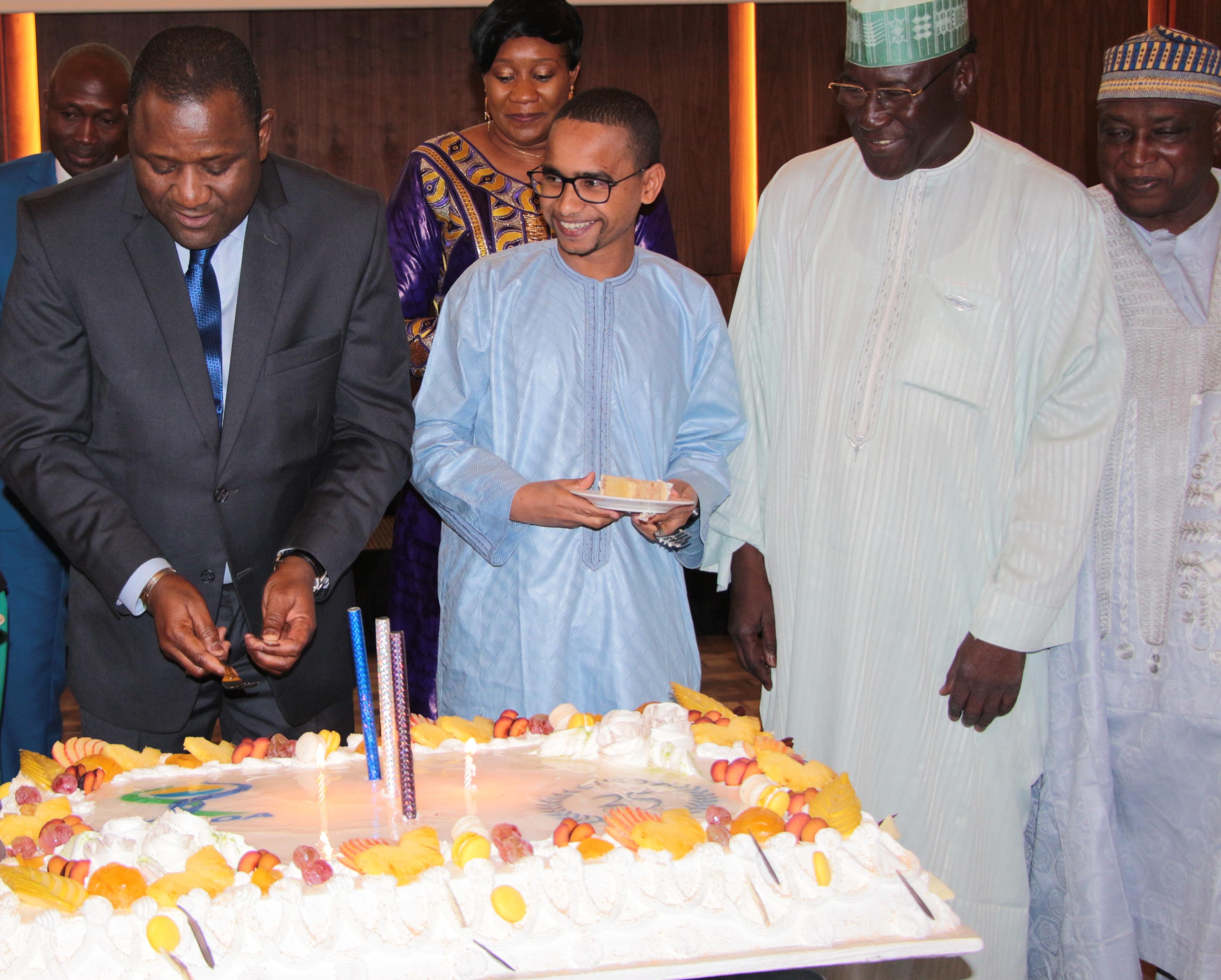 25ème anniversaire de l'UEMOA au Niger