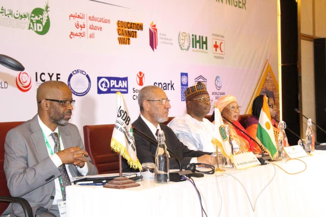 La Coalition Mondiale pour l'Education à Niamey