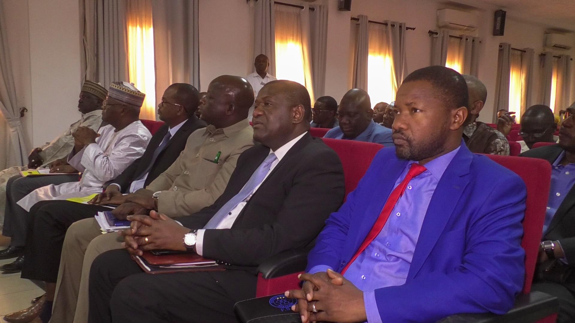 BCEAO/Niger : Journée de diffusion de la balance des ...