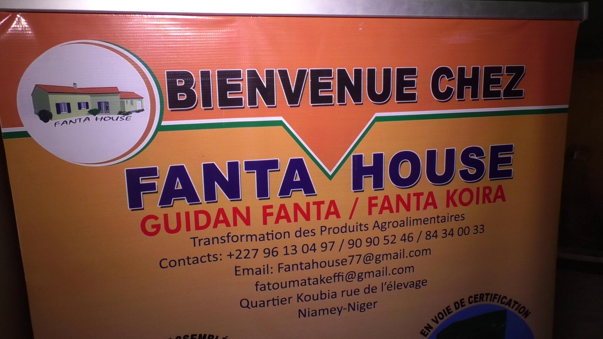 Fanta House: une banquière reconvertie en Agrobusiness