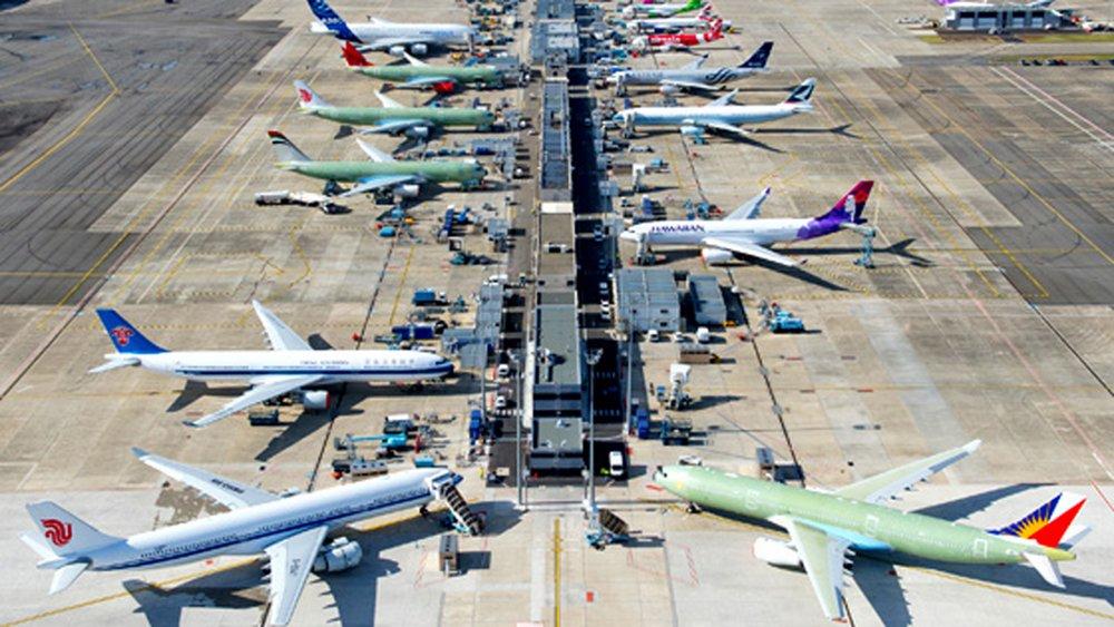 L'Europe face au COVID-19: la filière aéronautique en berne