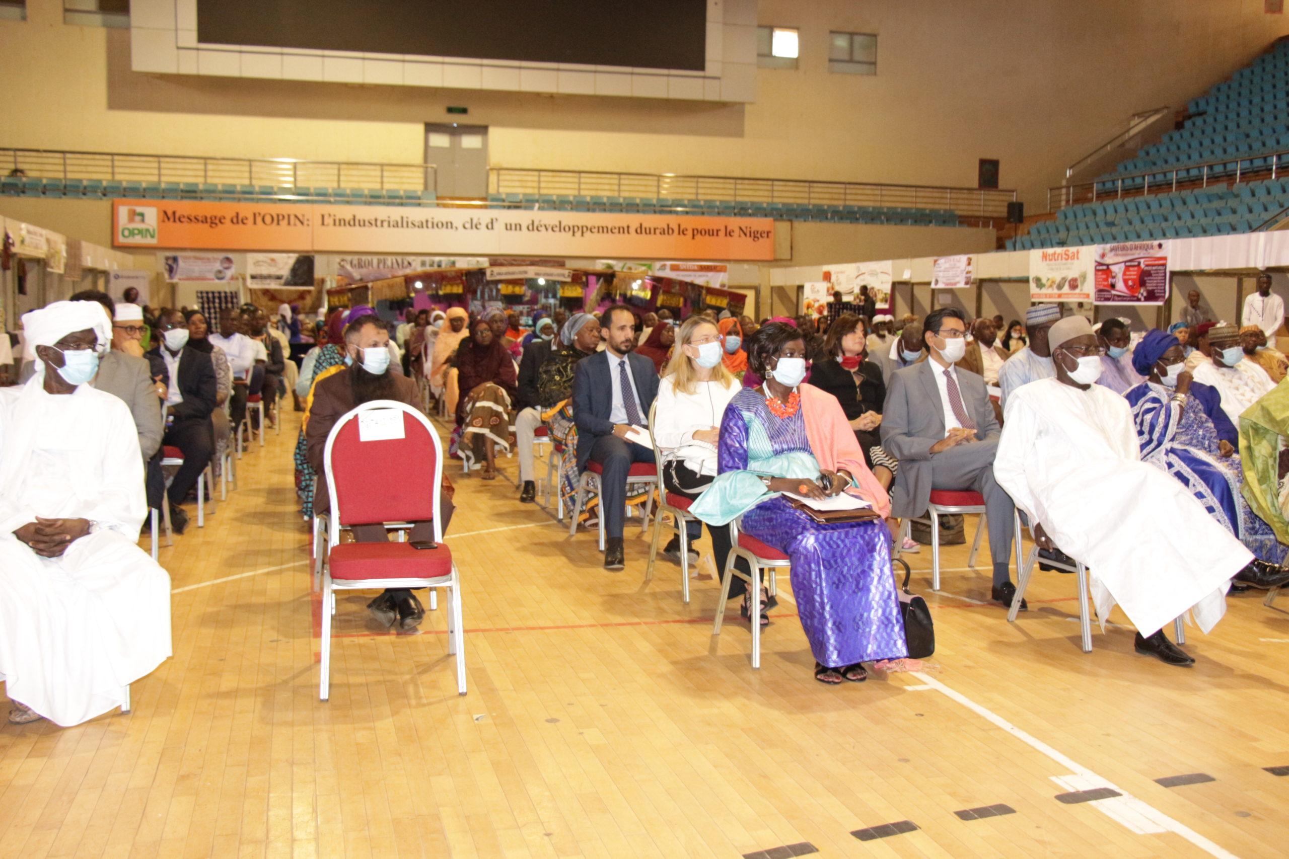 4ème édition du Salon Professionnel 100% Made In Niger Edition 2020