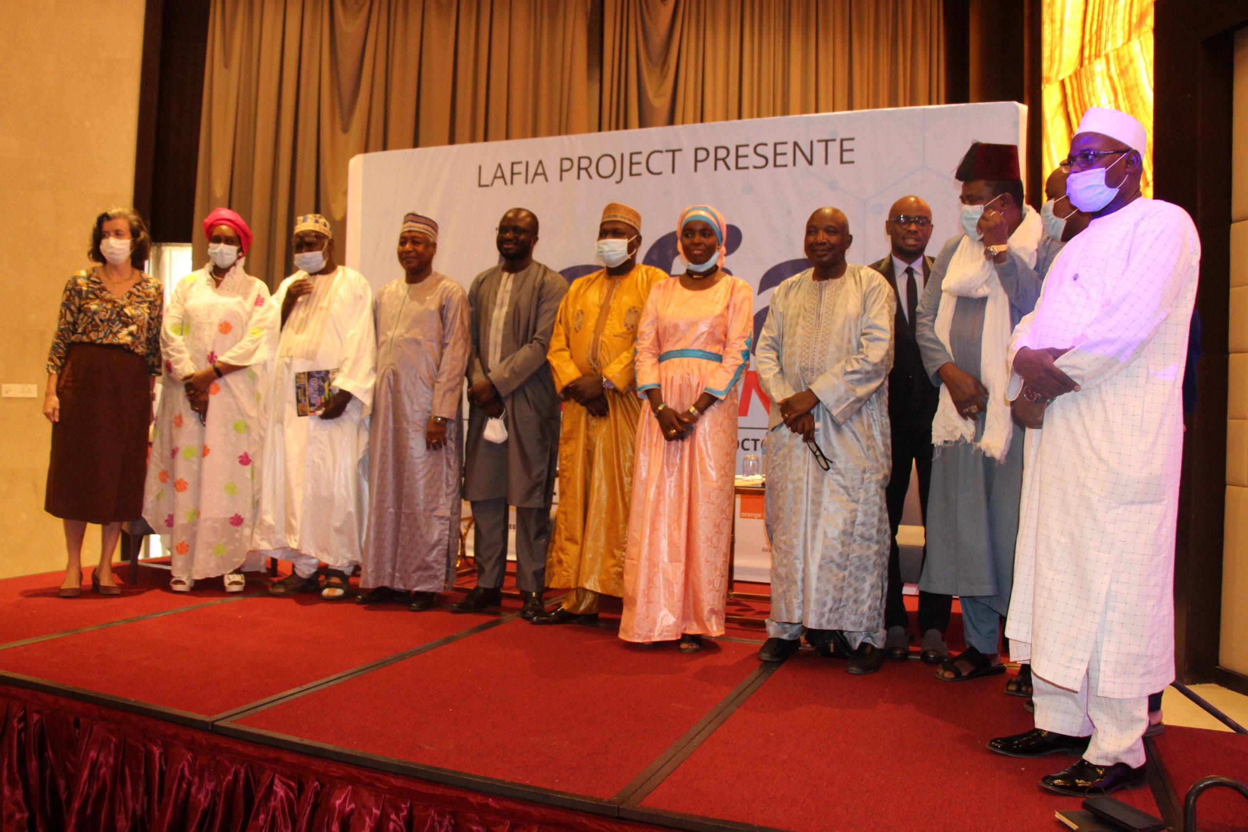 Lafia Project : Cérémonie de lancement de Lafia Magazine
