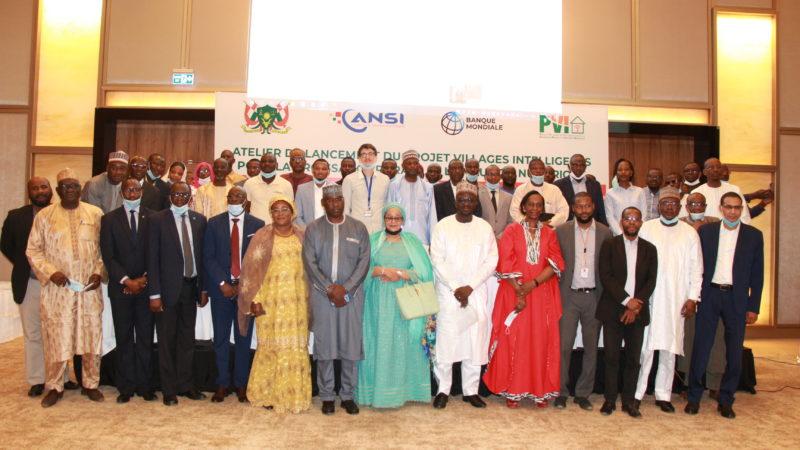 ANSI : Atelier de lancement du Projet Villages Intelligents pour la Croissance Rurale et l'Inclusion Numérique
