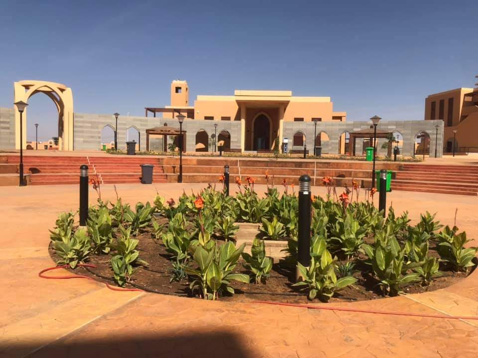 Réception du nouveau campus de l'Université Islamique au Niger