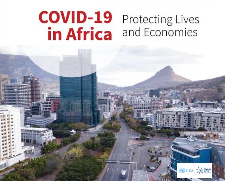 Impacts de la COVID-19 en Afrique