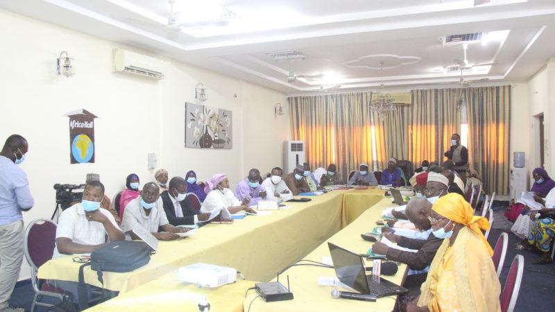 Atelier d'information et de sensibilisation sur le fonds d'appui au secteur privé