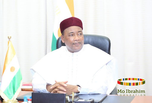 Prix Mo Ibrahim 2020: Issoufou Mahamadou lauréat, le Niger honoré