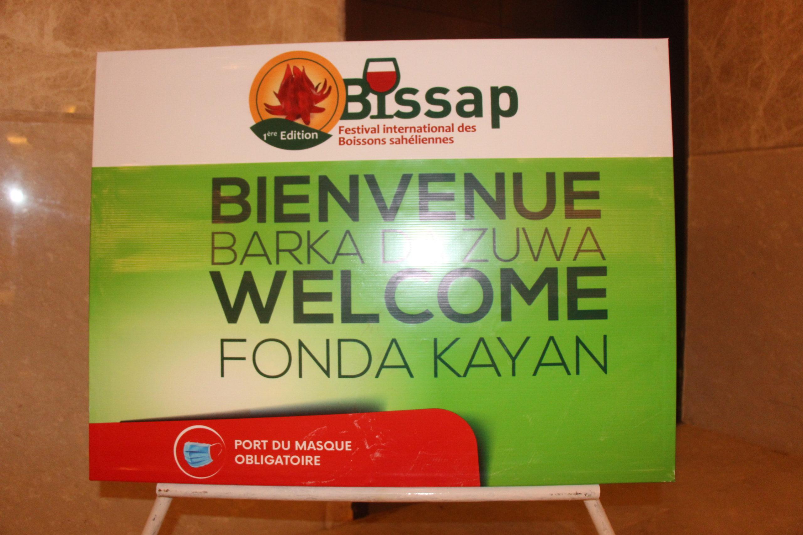 FESTIVAL BISSAP : 1ère édition du Festival International des Boissons Sahéliennes