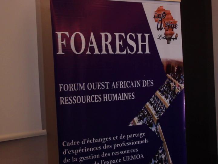1ère édition du Forum Ouest Africain des Ressources Humaines