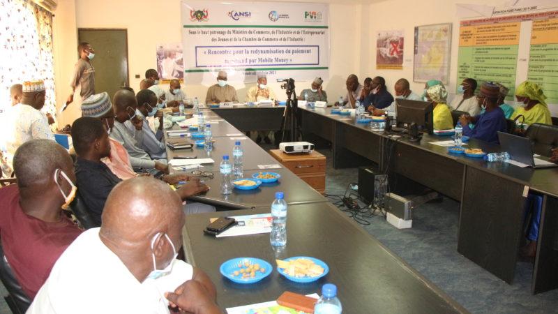 Ministère du Commerce / PVI: Usage du Mobile Money, redynamisation du paiement marchand