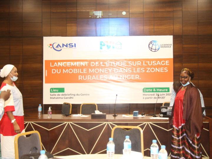 PVI : lancement d'une étude sur l'usage du Mobile Money en zone rurale