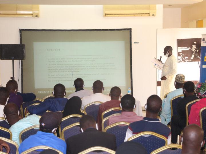 Première édition du Forum de l'Innovation aux Secteurs spécialisés